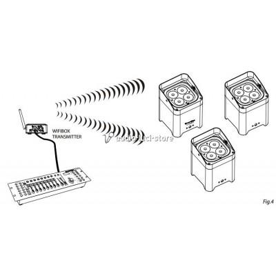 dmx wireless