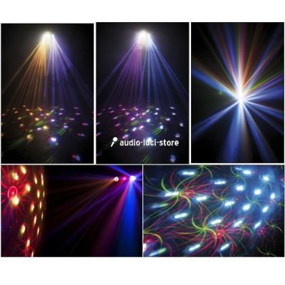 effetti luce stroboscopici