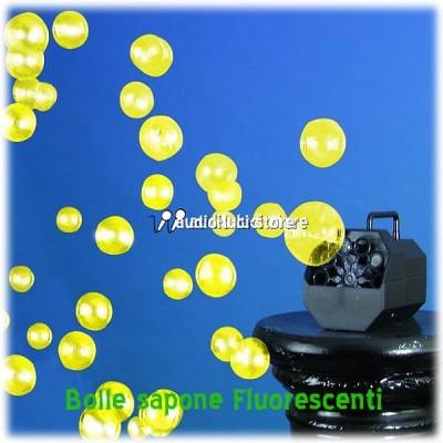 Liquido Bolle UV giallo