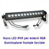 barra a led ip 65
