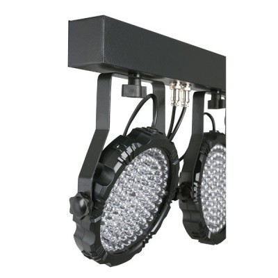 barra 4 fari led