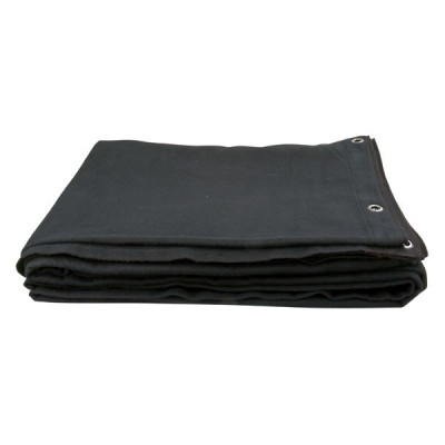 Backdrop Black 450x600