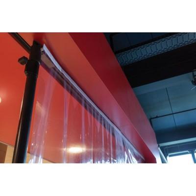 Teli trasparenti per Distanziamento Sociale in PVC