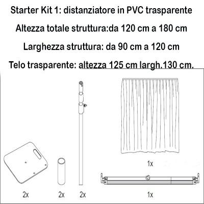 pannelli plexigalss per banconi