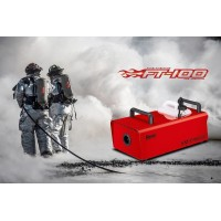 FT-100 1500W Fog machine W-2 remote included