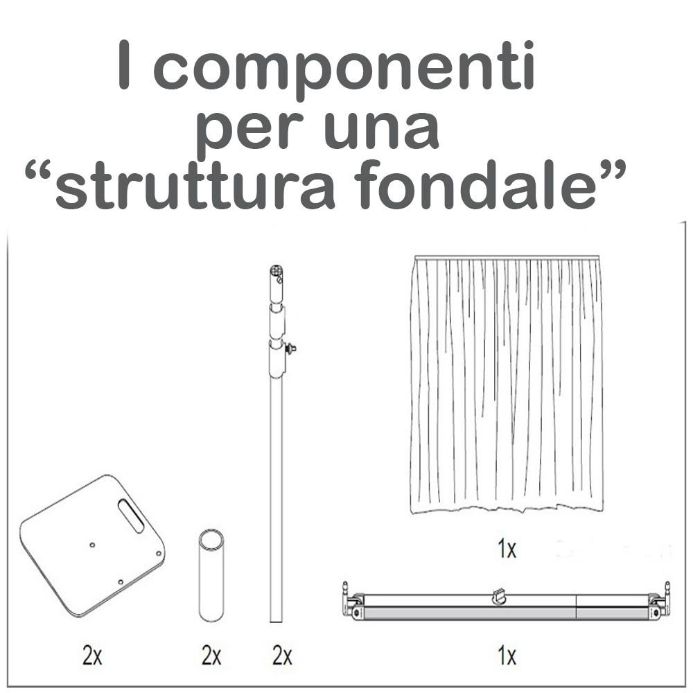 struttura scenografia