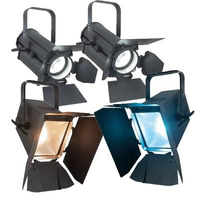 illuminazione palcoscenico LED.