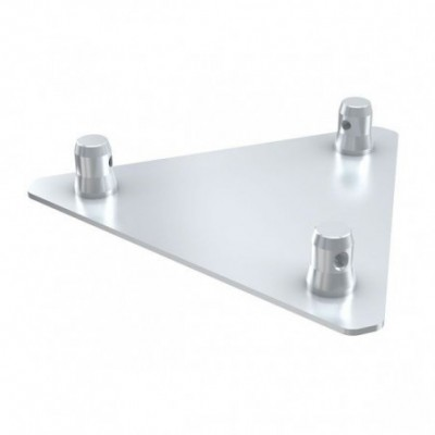 Triangle base plate male DT22BP2