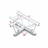 90° 3-way horizontal GT30017