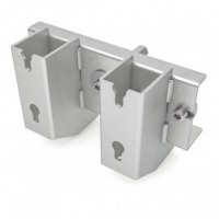 Spider-D Guardrail XS Straight Clamp