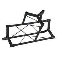 T-Cross 90° horizontal 3-way Metal Deco-20 Triangle