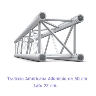 Strutture Americana Quadrata Lato 22