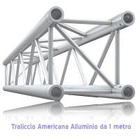 Strutture Americana Quadrata Lato 30