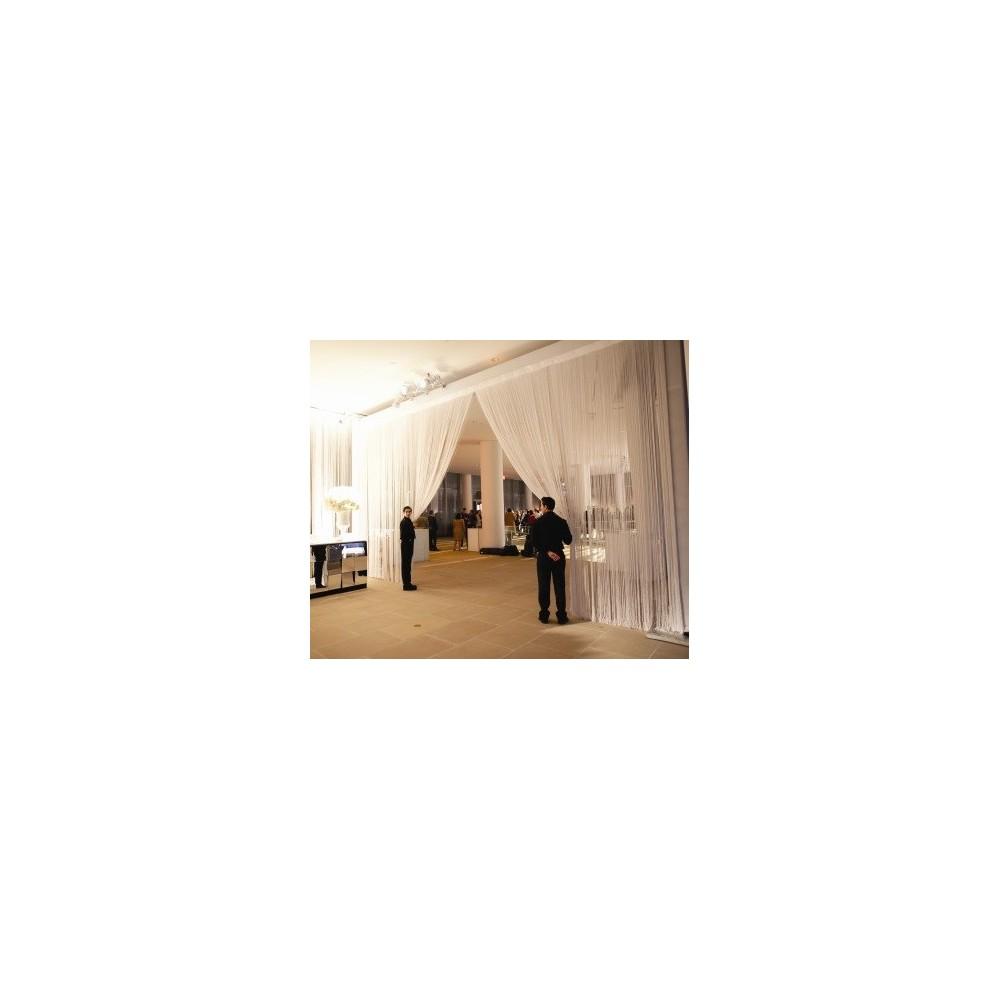 Tenda String Curtain 3m White