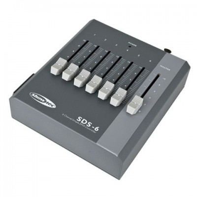 SDS-6 Channel mixer