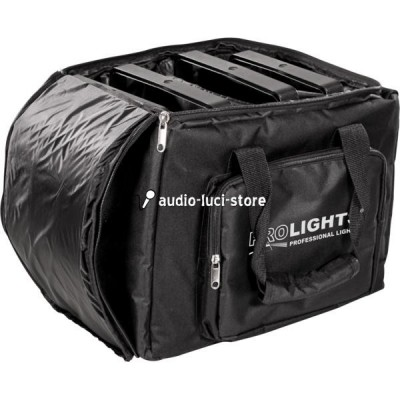 impianto luci led con borsa