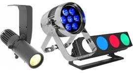 Fari LED per Palco,Spettacolo e Discoteca.Vendita e prezzi