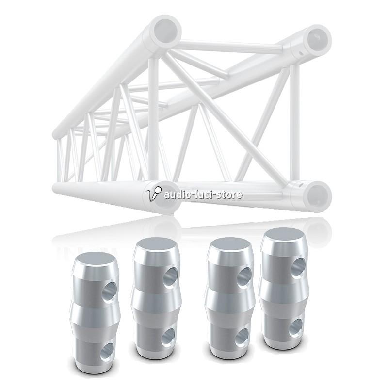 strutture reticolari alluminio americana