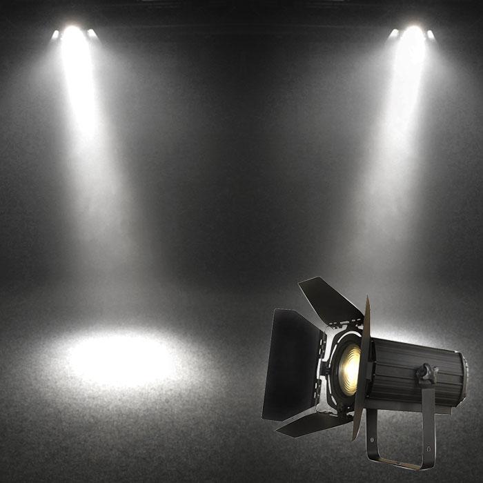 impianto luci teatro